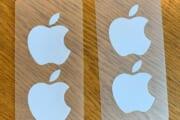 【画像】iPhoneに付いてくるAppleロゴのシールの活用法教えて